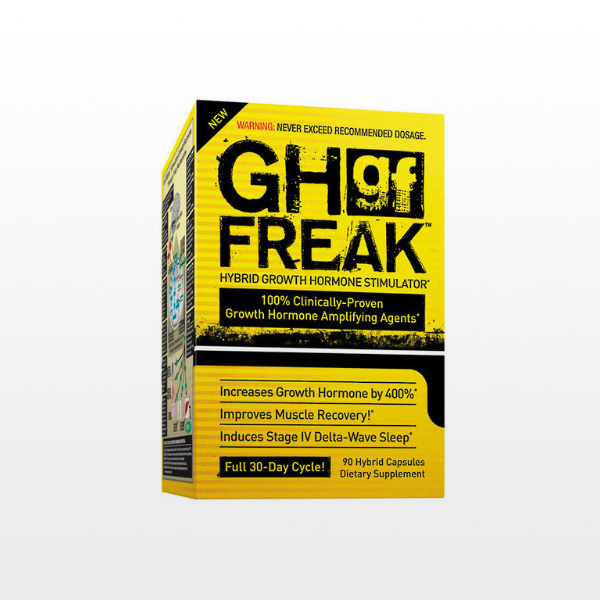 GH FREAK DE PHARMAFREAK
