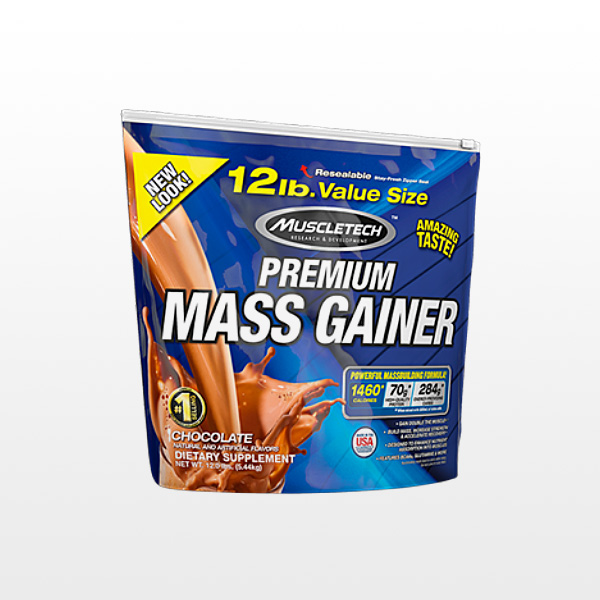 PREMIUM MASS GAINER DE MUSCLETECH
